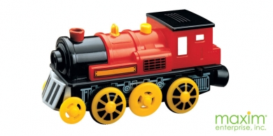 Thomas Friends Brio Melissa And Doug Compatible Red
